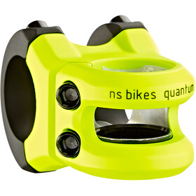 NS Bikes Quantum Potence Ø31,8mm Grand, lemon lime
